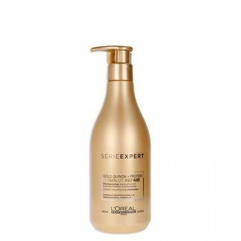 Loreal Professionnel Absolut Repair Gold Quinoa + Protein Shampoo 500ml