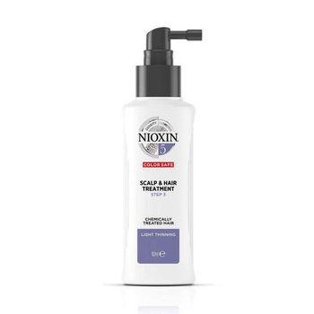 Nioxin Scalp & Hair Treatment System 5 100ml για μαλλιά με χημικές εργασίες με ελαφριά αραίωση