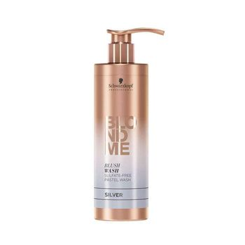 Schwarzkopf Professional Blondme Blush Wash Silver 250ml