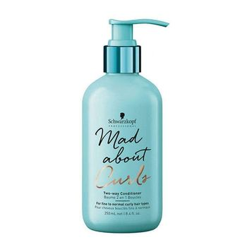 Schwarzkopf Professional Mad About Curls Two Way Conditioner 250ml