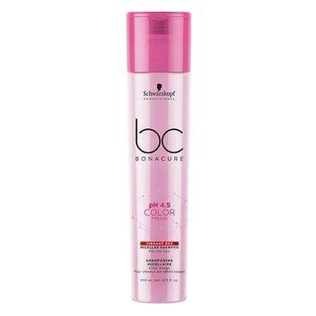 Schwarzkopf Professional pH 4.5 Color Freeze Vibrant Red Micellar Shampoo 250ml