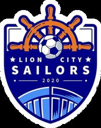 狮城水手队徽