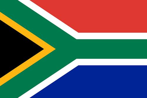 南非女足队徽