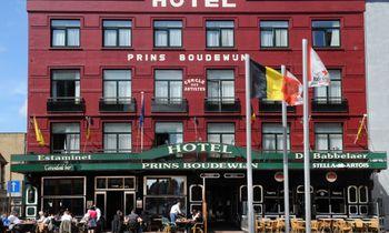Knokke - Hotel - Hotel Prins Boudewijn