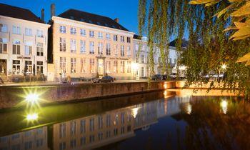 Brugge - Hotel - De Tuilerieën
