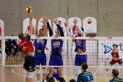 Volleyball: Le LUC égalise contre Näfels