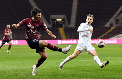 Football: Servette se remet dans le droit chemin