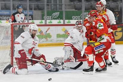 lhc, hockey, glace, renoue, victoire