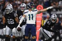 Seahawks elevate practice squad receiver for Vikings game