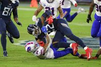 Buffalo Bills at Tennessee Titans broadcast info, announcers, streaming, radio, television