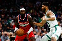 Celtics fail to complete comeback, fall to the Wizards 116-107