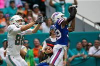 Levi Wallace, Dane Jackson questionable in Friday Buffalo Bills injury report