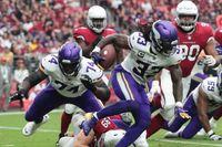 Seahawks-Vikings: Minnesota to 'continue to play' Dalvin Cook despite ankle sprain