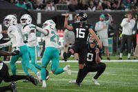 3 Takeaways: Jaguars snap losing streak, Defeat Dolphins 23-20