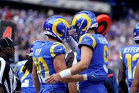 Notes from the Rams' 38-11 win over the small Giants