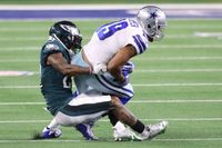 Cowboys vs. Eagles second injury report: Amari Cooper practices in full in Friday