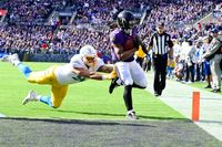 Chargers Final Score: Chargers 6, Ravens 34
