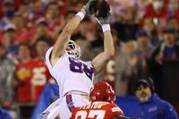 Four Downs: Dawson Knox stepping into the spotlight for the Bills