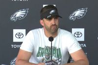 Nick Sirianni gives Eagles injury updates, shows confidence in OL replacements