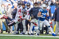 Knee-jerk reactions: Colts defeat Texans at home 31-3
