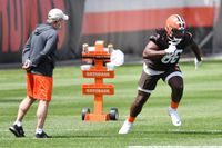 Browns' have 18 players at rookie minicamp, including 3 tryouts