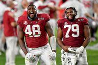 UPDATE: Leaving & Staying: Alabama Crimson Tide Football Tracker