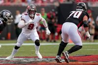 Bucs pass rusher Joe Tryon-Shoyinka could get first career start vs. Rams