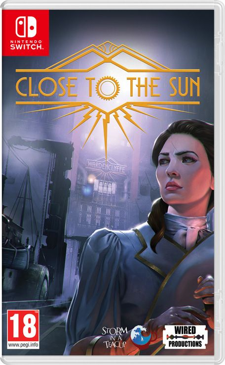 Close to the Sun Switch NSP XCI