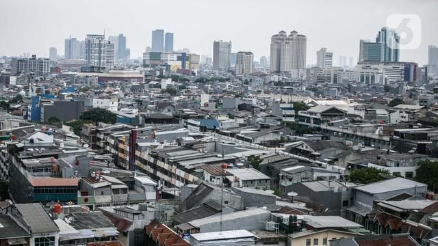 PHOTO: Indonesia's economic growth in the third quarter of 2020 is still low