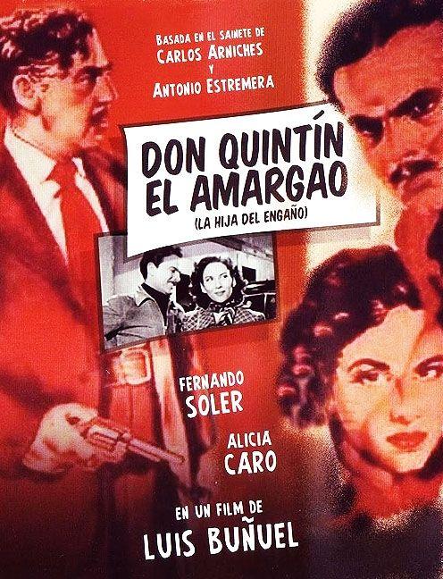 Don Quintin l'amer (La Hija del Engaño)  [Luis Bunuel] 1951 Vostfr Dvdrip x264