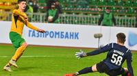 «Кубань» разгромила «Краснодар» и вышла в 1/8 Кубка России