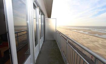 Oostende - Apt 1 Slpkmr/Chambre - Zeedijk Mariakerke
