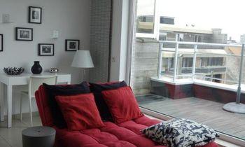 Oostende - Apt 1 Slpkmr/Chambre - Penthouse Leopoldpark