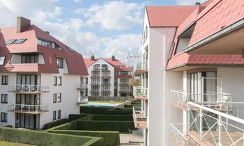 Middelkerke - Apt 1 Slpkmrs/Chambres - Greengarden