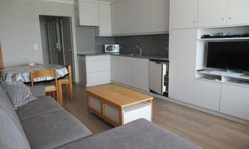 Blankenberge - Apt 1 Slpkmrs/Chambres - Godderis