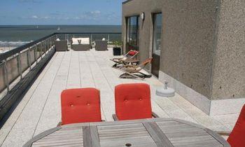 Blankenberge - Apt 3 Slpkmrs/Chambres - Poseidon - Penthouse