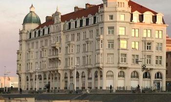 Zeebrugge - Apt 1 Slpkmrs/Chambres - Palace Zeebrugge