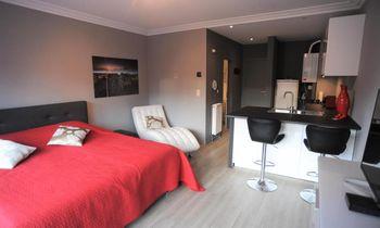 Knokke - Apt 1 Slpkmr/Chambre - Luxury Studio