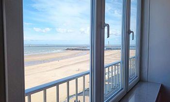 Oostende - Apt 2 Slpkmrs/Chambres - Albert I Promenade