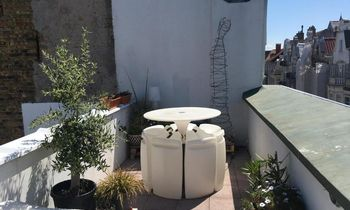 Oostende - Apt 2 Slpkmrs/Chambres - Musinstraat