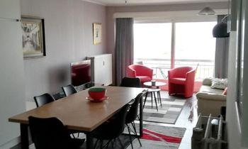 Blankenberge - Apt 2 Slpkmrs/Chambres - Jupiter Seaview