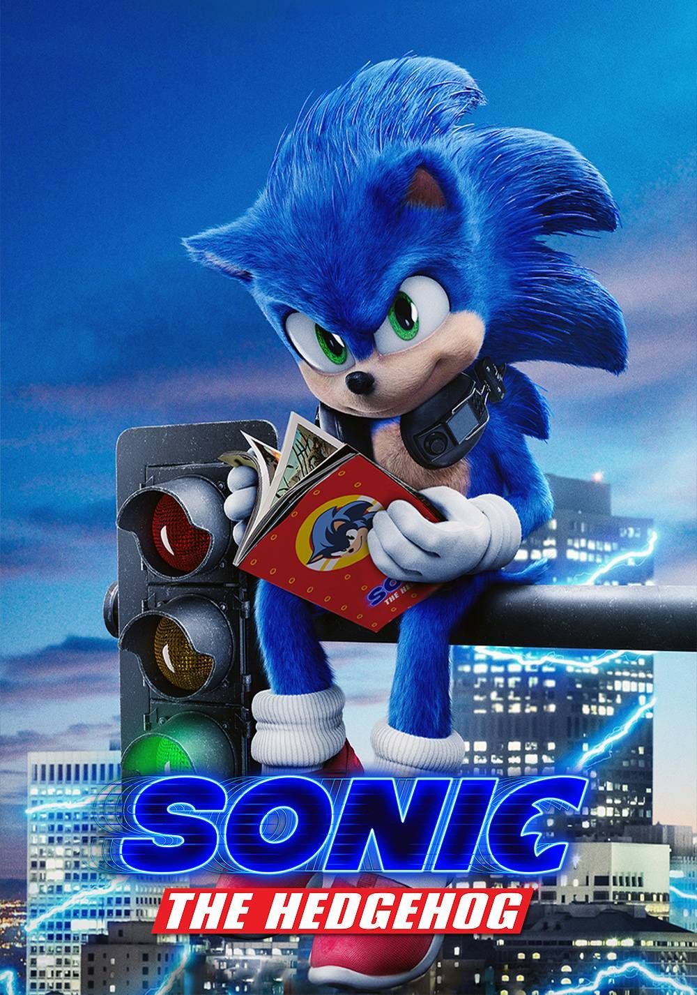 Sonic Le Film (Sonic The Hedgehog) 2020 TrueFrench 1080p HDLight BluRay AC3 x265-Thebatou8652 Exclusivité