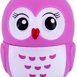 2k Lovely Owl Lip Balm Raspberry 3gr