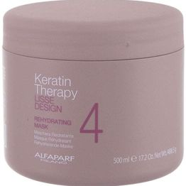 Alfaparf Milano Keratin Therapy Lisse Design Rehydrating Hair Mask 500ml (All Hair Types)