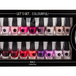 2k Let/s Get Colourful! Nail Polish 3,5ml