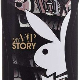 Playboy My VIP Story Shower Gel 250ml