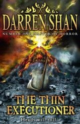 The Thin Executioner Cover Image