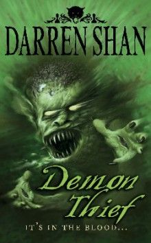 Demon Thief Cover Image