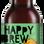 Μπύρα Φιάλη East Coast Happy Brewers (330 ml)