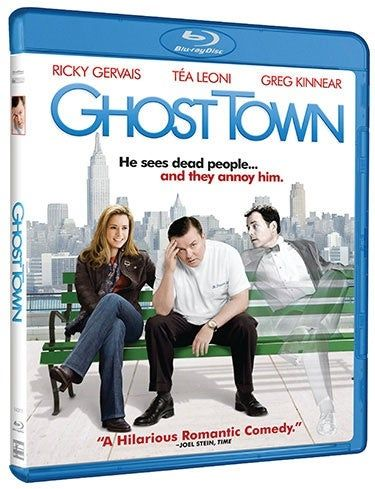 Ghost Town 2008 - VOST [BRRip 720p] (AVC-AAC)